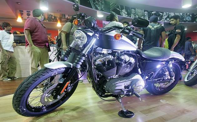 Harley-Davidson - File Photo (getty)