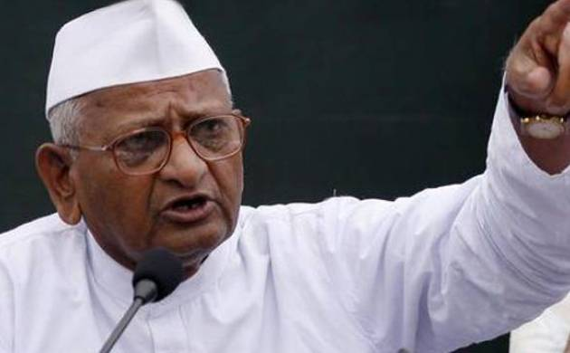 Anna Hazare - File Photo (getty)