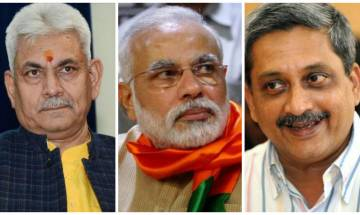 BJP's brainstorming over CM for UP and Uttarakhand afoot