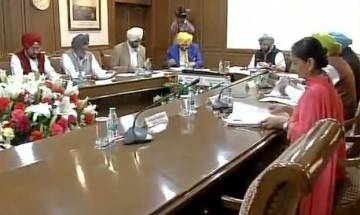 New Punjab Govt convenes first cabinet meeting; Vidhan Sabha session to be held on March 24