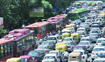 Traffic situation in national capital alarming, Police failed to improve it: Panel