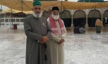 Nizamuddin Dargah head priest, nephew who went missing in Pakistan return to Delhi