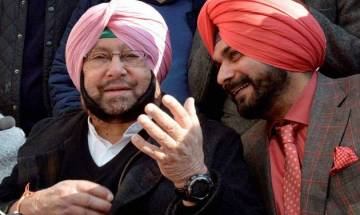 Navjot Singh Sidhu TV show row: Punjab CM Amarinder Singh says he can do television if it's main source of income