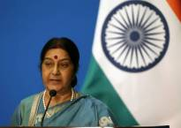 UK Parliament shooting: No Indian casualty so far, says Sushma Swaraj
