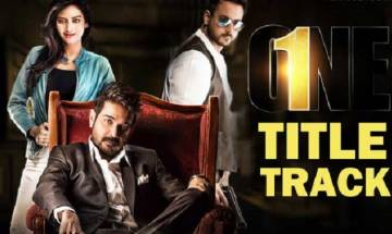 Bengali film One's title track out: Vishal-Raftaar duo gives first track number