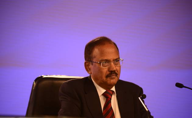 National Security Advisor Ajit Doval (source; Getty)