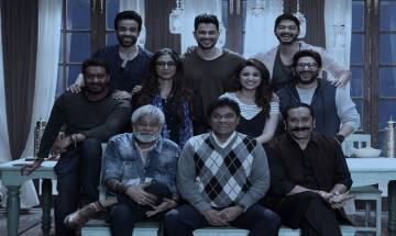 'Golmaal Again': Parineeti shares her joy while working with the team