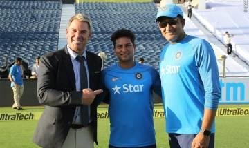 Former cricketers laud Kuldeep Yadav's magical performance in Dharamsala Test