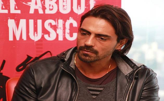 Arjun Rampal worries about 'Daddy'