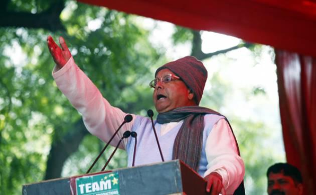 RJD Chief Lalu Prasad Yadav (source: Getty)