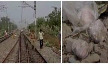 Low-intensity explosion near railway track in Sant Kabir Nagar, UP; Nepali citizen injured