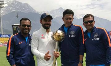 India retains ICC Test Championship mace, wins USD 1 million prize money for finishing as no 1 Test team