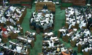 GST debate : FM Arun Jaitley tables GST Bill in Lok Sabha, says it will benefit all; Congress terms it 'draconian'