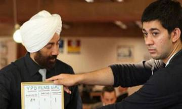 Sunny Deol shoots for his son Karan's debut film in Manali, shares picture