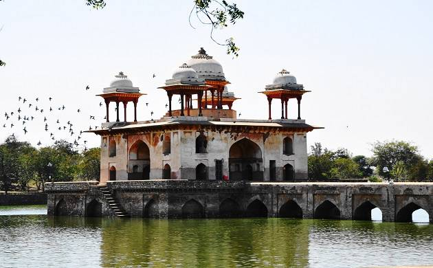 Narnaul, the hottest place of Chandigarh
