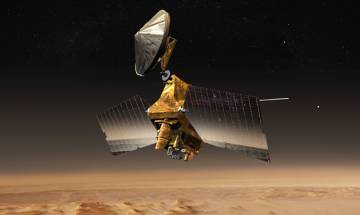 NASA Mars Mission: Reconnaissance Orbiter completes 50,000th orbit around red planet