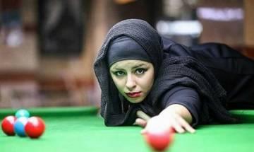 Iran bans women billiards players for violating Islamic Code of Conduct