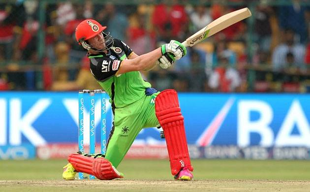 IPL 10: Another blow to RCB, AB De Villiers out of tourney?