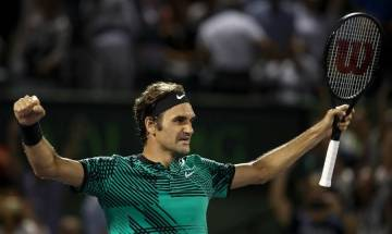 Miami Open: Roger Federer edges past Nick Kyrgios to set up another title clash with Rafael Nadal