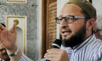 Adityanath remarks on 'surya namskaar' is to befool Muslims: Owaisi