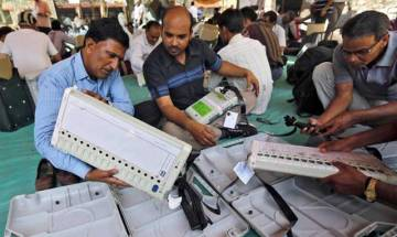 EC appoints high-level to team supervise MP by-polls after complaints of faulty EVMs