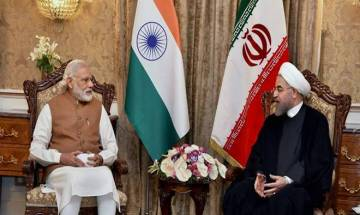 Iran says Kashmir issue between India-Pakistan affects region's economy; offers to mediate