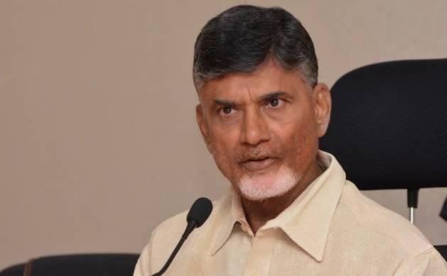 File photo of Andhra Pradesh Chief Minister N Chandrababu Naidu