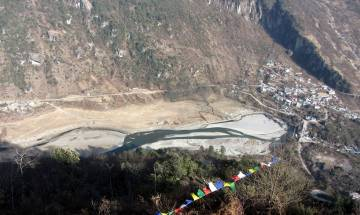 China asks India to exercise 'restraint' on Tawang rail link