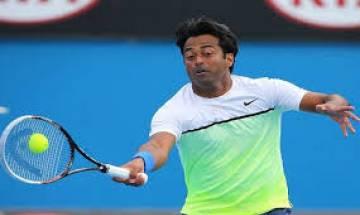 Leander Paes and doubles partner Canadian Adil Shamasdin annex Leon Challenger Tour tennis title