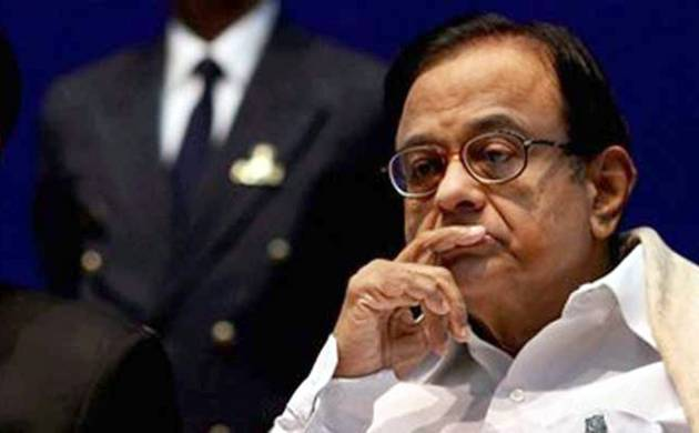 File photo of P Chidambaram (PTI)