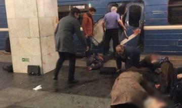 St Petersburg metro station blast: 10 killed, 50 hurt; Russian Prez Putin pledges thorough probe