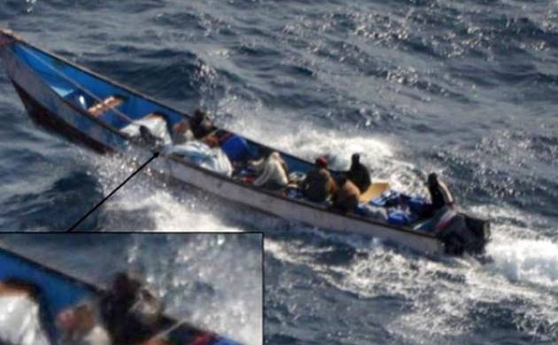 Pirates hijack small boat with 11 Indian sailors onboard off