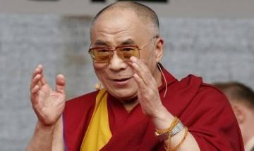 Dalai Lama praises India, says 'it never used me against China'