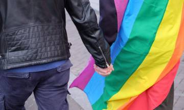 LGBT: Dutchmen comes out in support of gay rights