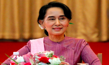 Aung San Suu Kyi: No ethnic cleansing of Rohingya Muslims