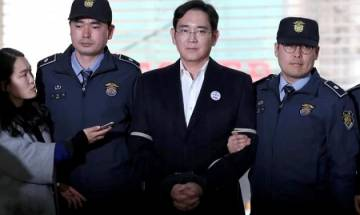 Vice Chairman of Samsung group Lee Jae-Yong goes on trial in South Korea