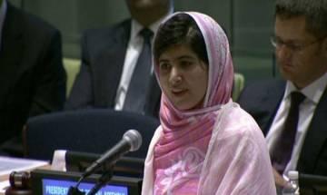 Malala Yousafzai selected as UN messenger of peace