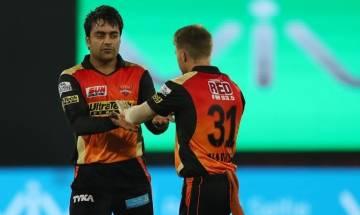 IPL 2017 | SRH vs GL: David Warner, Rashid Khan star in Sunrisers Hyderabad's victory against Gujarat Lions