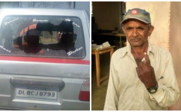 Bypoll underway in 2 Assembly seats of MP; stone-pelting in Ater (ANI Images)