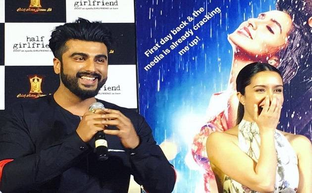 'Half Girlfriend' Trailer launch: Arjun Kapoor's candid confessions about love and relationships