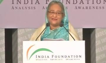 India supported Bangladesh wholeheartedly during 1971 war, says Bangladesh PM Sheikh Hasina