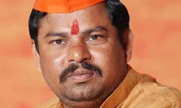 Heads of traitors opposing Ram Temple will be chopped off, says BJP MLA