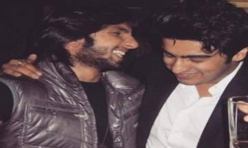 Arjun Kapoor-Ranveer Singh cute chat over 'Half Girlfriend' trailer are Friendship Goals indeed!
