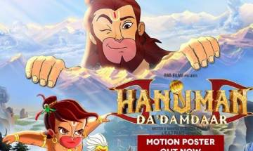 'Hanuman Da Damdaar' motion poster released: Dabangg Salman Khan took to twitter to share it