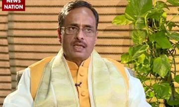Exclusive: Few Muslim clerics have welcomed the closure of illegal slaughter houses, says UP Deputy CM Dinesh Sharma