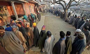 Srinagar LS bypoll: Amid tight security, repolling begins in 38 polling stations of Budgam