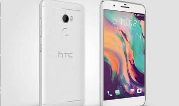 HTC One X10 launched, sports 4000mAh battery and 16-megapixel camera; check features and price