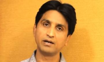 Video: Poet Kumar Vishwas asks Indians to unite, demands strict action against people assaulting soldiers