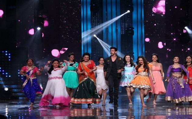 Nach Baliye 8: Hrithik Roshan with his appearance on the show sets the stage on fire (Img Source: Twitter)