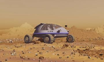 'Team Technovators' comprising five Indian students rocks at NASA's Human Exploration Rover Challenge